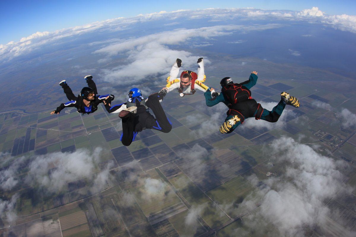 Skydive florida - Movies alderwood 7