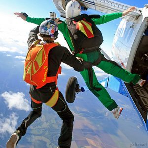 Skydiver Training Program discounts