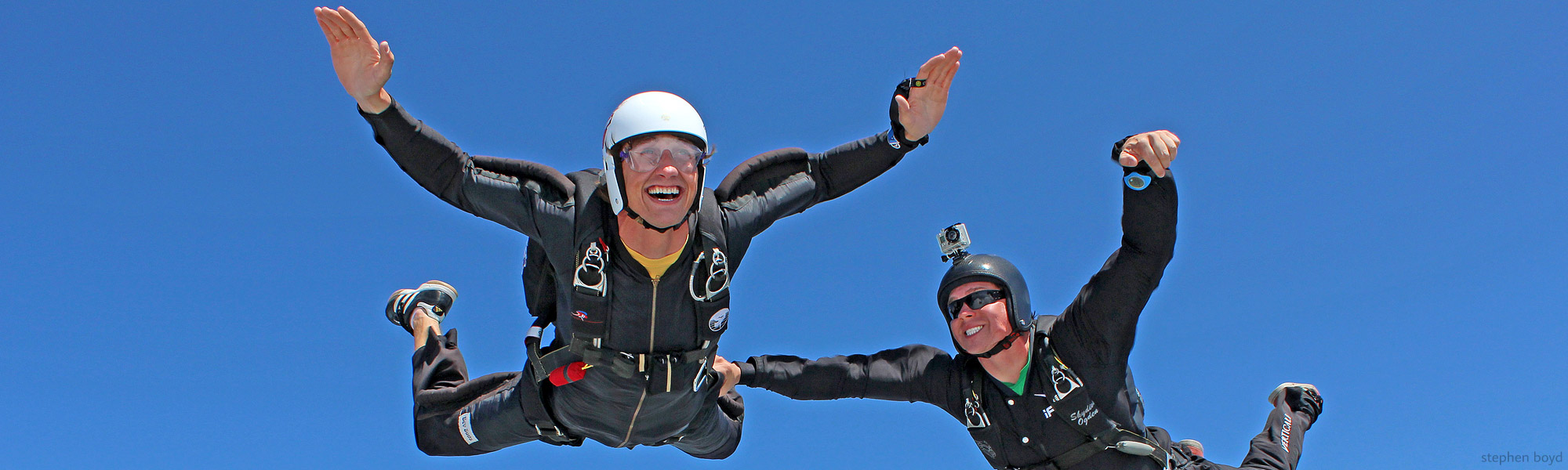 how to get a skydiving license usa