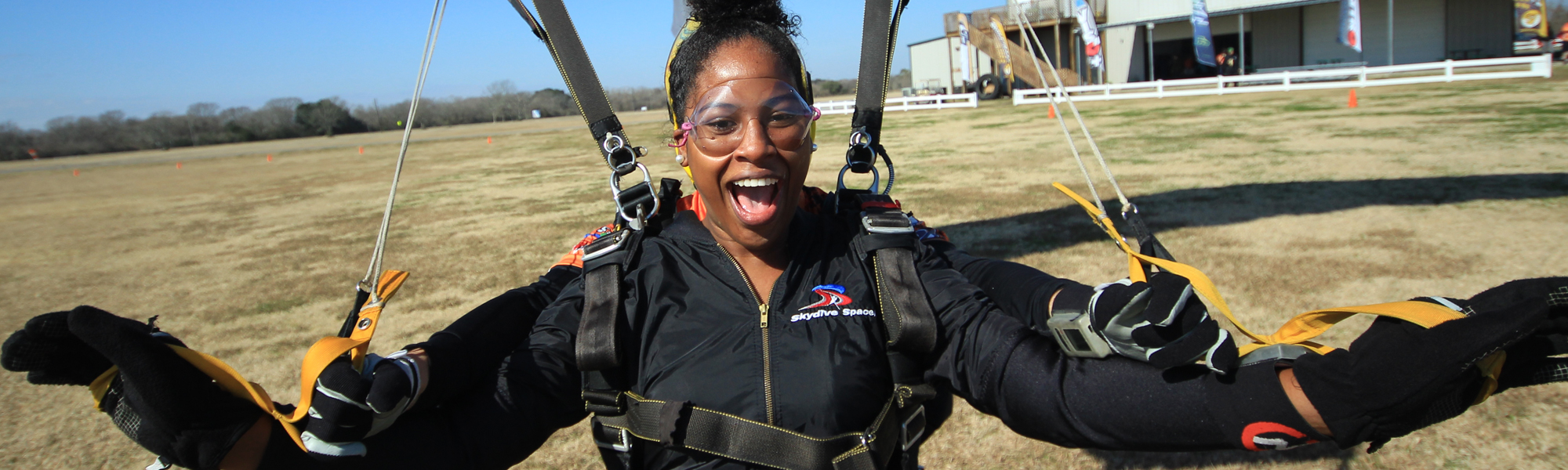 Tandem Skydiving: Common Questions - Skydive Spaceland Florida