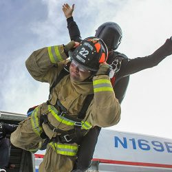 Tandem Skydive for Military, Police, Fire Department, Emergency Medical Services Personnel